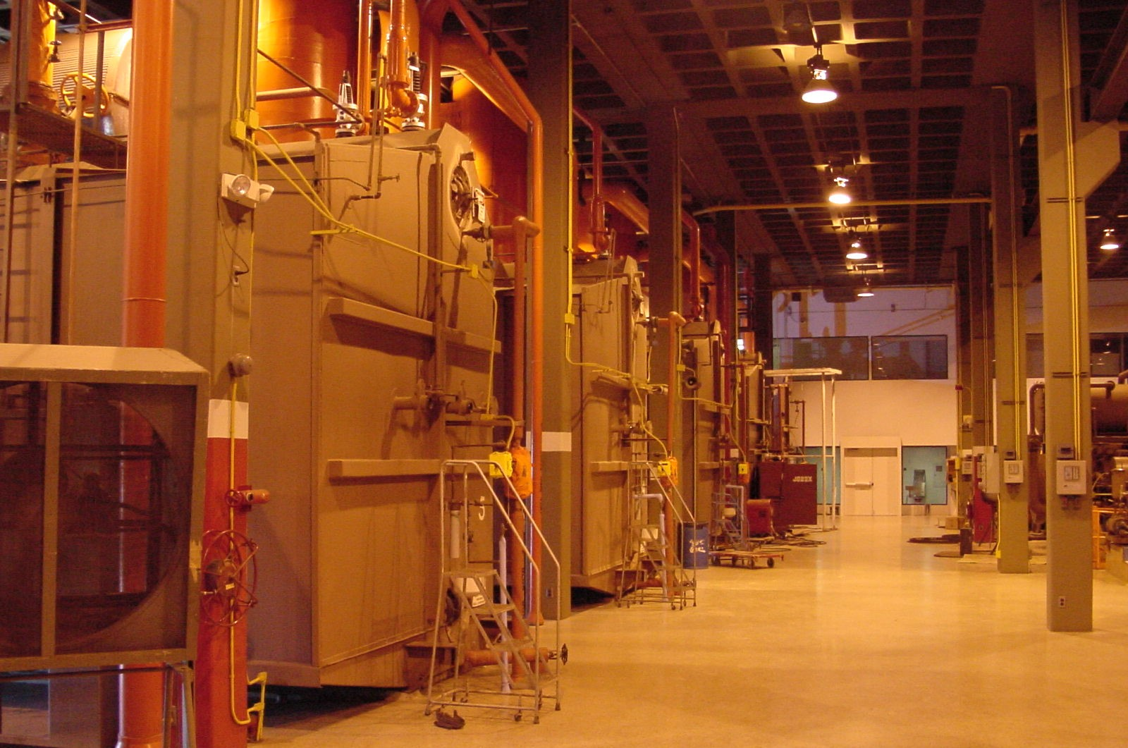 Steam Amp Chilled Water Plant